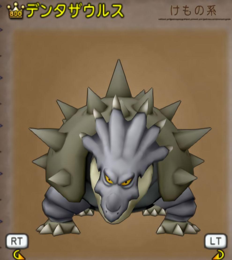 デンタザウルス