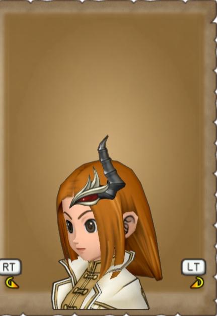 妖炎魔女の髪飾り