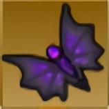 黒仙翼のおうぎ