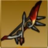 緋赤鳥の弓