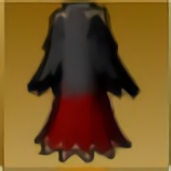 妖炎魔女のドレス下